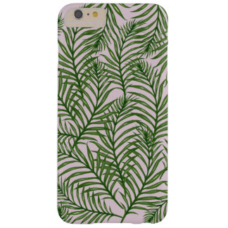 Tropical leaf phone case barely there iPhone 6 plus case