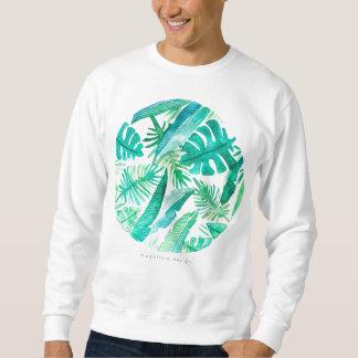 Tropical Leaf Shirt By Megaflora Design
