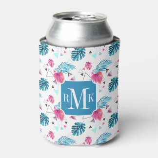 Tropical Leaf Triangle Pattern Can Cooler