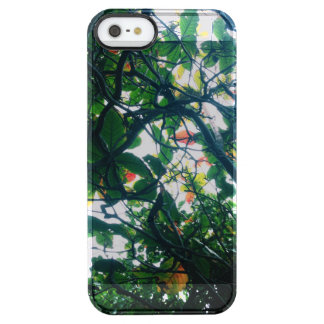 Tropical Leaves iPhone6 Clear Case