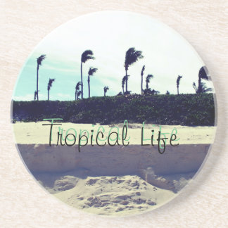 Tropical Life Coaster