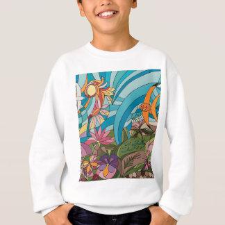 Tropical life sweatshirt