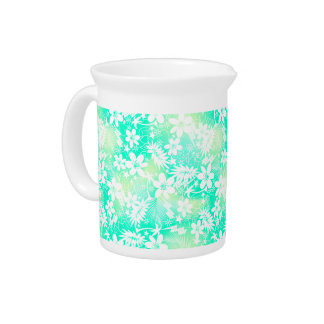 Tropical love pitcher