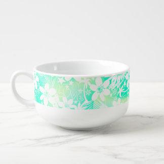 Tropical love soup mug