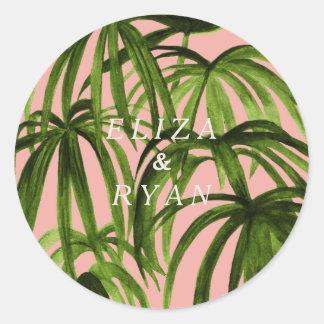 Tropical Love / Sticker
