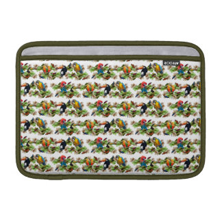 Tropical MacBook Air Sleeve