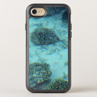 Tropical Maldives Coral Reef Blue Ocean OtterBox Symmetry iPhone 8/7 Case