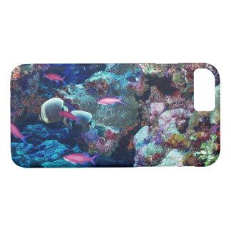 Tropical Marine Life iPhone 8/7 Case