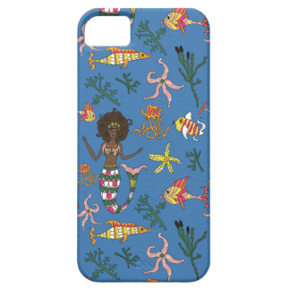 Tropical Mermaid iPhone 5 Cases