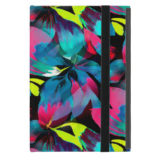 Tropical Neon Splash in Paradise Cover For iPad Mini