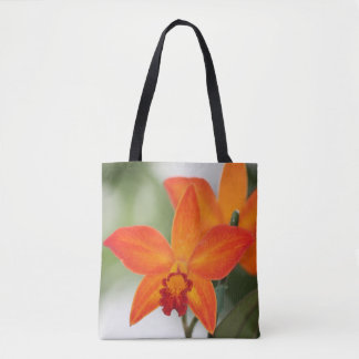 Tropical Orchid Tote Bag