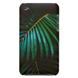 Tropical Palm Leaf Relaxing Green Calming Case-Mate iPod Touch Case