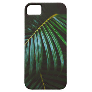 Tropical Palm Leaf Relaxing Green Calming iPhone 5 Covers