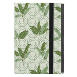 Tropical Palm Leaves iPad Mini Case