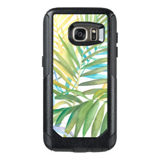 Tropical Palm Leaves OtterBox Samsung Galaxy S7 Case