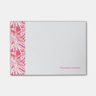Tropical Palm Leaves Post-it Notes