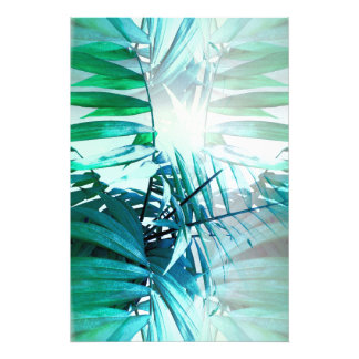 Tropical Palm Photo Print