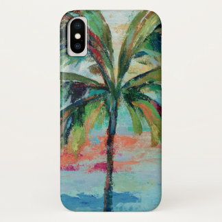 Tropical | Palm Tree iPhone X Case
