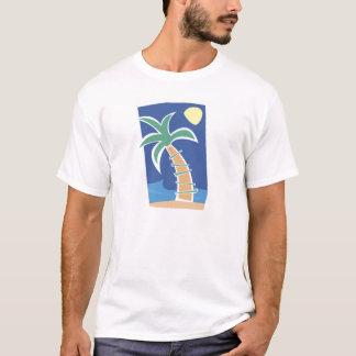 Tropical Palm Tree T-shirts