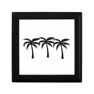Tropical Palm Trees Gift Box