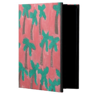 Tropical Palm Trees iPad Air Case