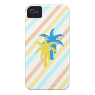 tropical palm trees iPhone 4 Case-Mate case