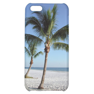 Tropical Palm Trees Case For iPhone 5C