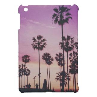 Tropical Palm Trees Miami Los Angeles Venice iPad Mini Case