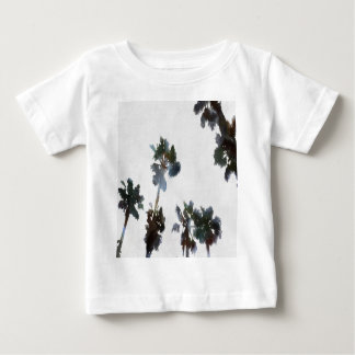Tropical Palms Baby T-Shirt