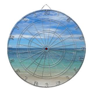 tropical paradise dart boards