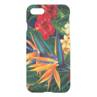 Tropical Paradise Hawaiian Floral iPhone 8/7 Case
