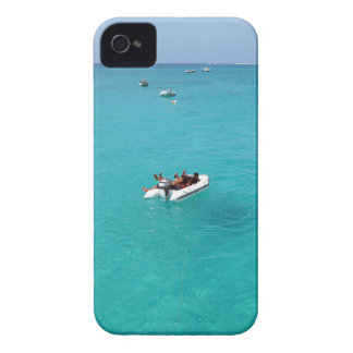 tropical paradise iPhone 4 Case-Mate cases