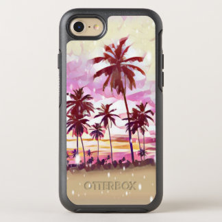 Tropical Paradise iPhone 8/7 Otterbox Case