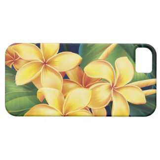 Tropical Paradise Plumeria iPhone 5 Casemate iPhone 5 Case
