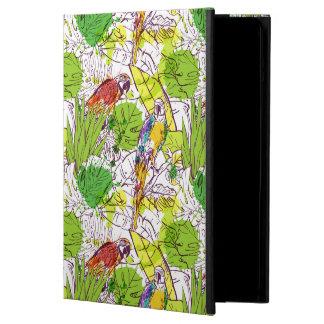 Tropical Parrots Case For iPad Air