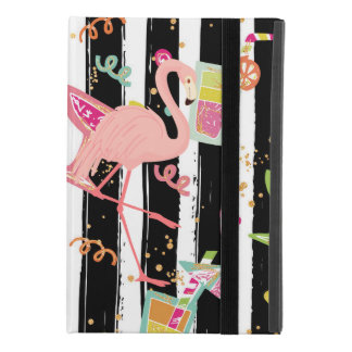 Tropical Party Fun Flamingo iPad Mini 4 Case