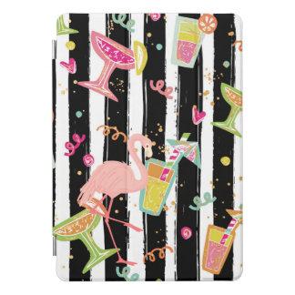 Tropical Party Fun Flamingo iPad Pro Cover