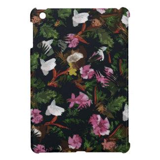Tropical pattern iPad mini cases