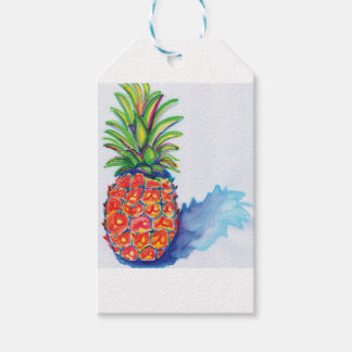 Tropical Pineapple Gift Tags
