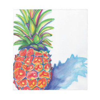 Tropical Pineapple Notepad