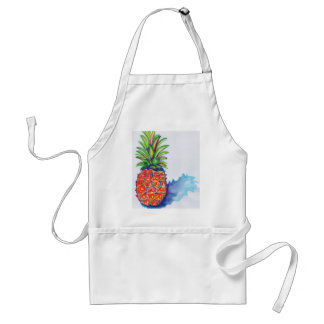 Tropical Pineapple Standard Apron