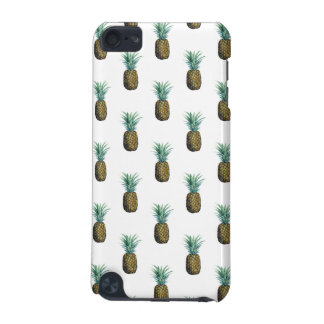Tropical Pineapple Watercolor iPod Touch (5th Generation) Cover