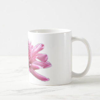 Tropical Pink Torch Ginger Mug