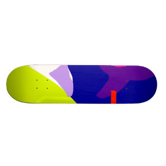 Tropical Plant Service Drink Swimming Pool Skateboards