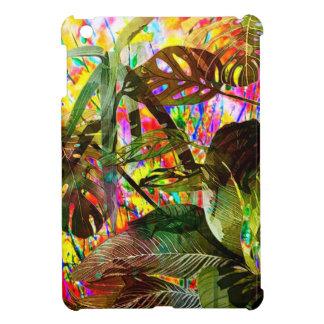 Tropical Plants and Flowers iPad Mini Case