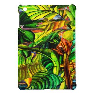 Tropical Plants iPad Mini Cover