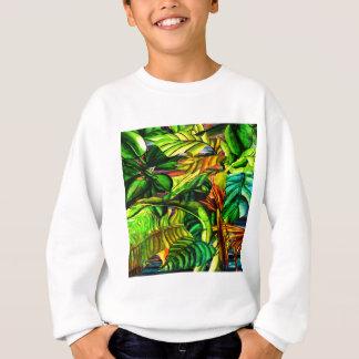 Tropical Plants Sweatshirt