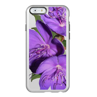 Tropical Purple Flowers Phone Case