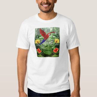 Tropical Rain Forest T Shirts