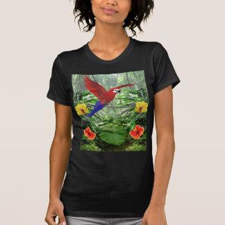 Tropical Rain Forest Tshirts